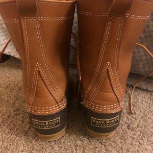 L L bean duck boots